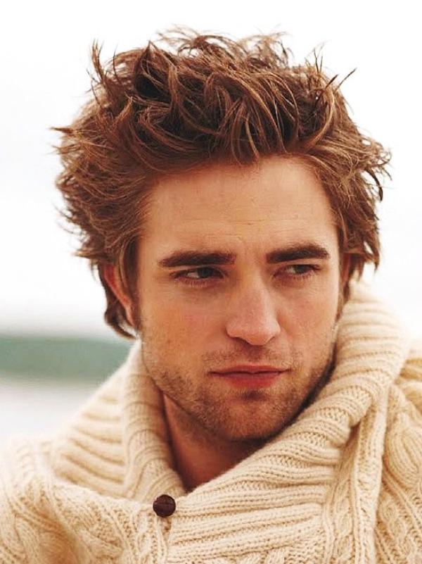 slika 3 Robert Pattinson Frizure koje furaju holivudski frajeri