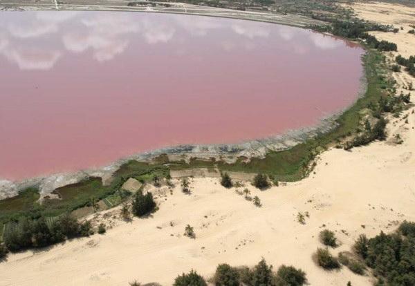 slika 313 Jezero Retba: Prirodno blago Senegala