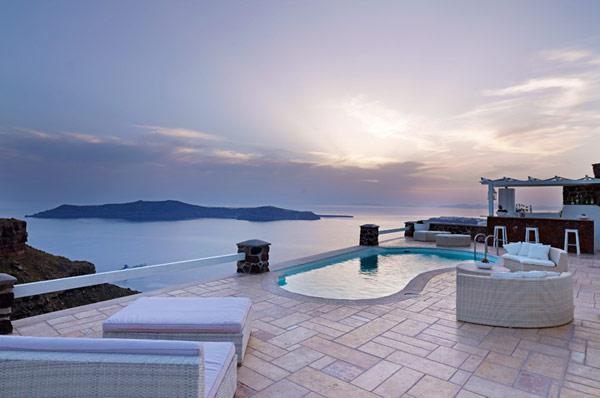 """slika 329 Vodiću te samo reci """"Wannabe"""": Raj na Santoriniju"""