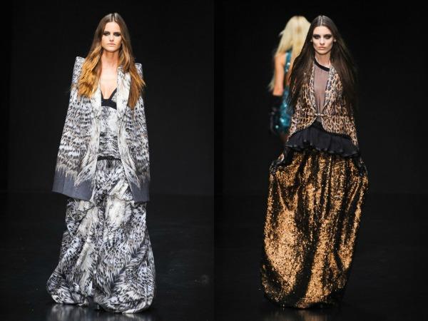 slika 528 Jesen i zima na modnim pistama: Roberto Cavalli
