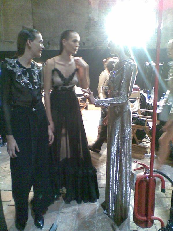 slika 627 Fashion Week: 12 sati u oku posmatrača