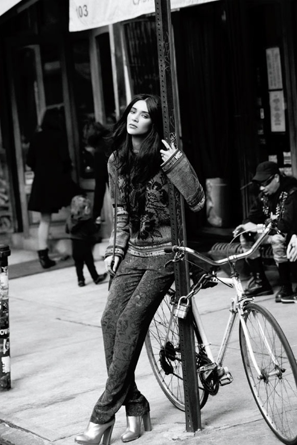 "slika 65 ""Elle Mexico"": Jesenja jutra"