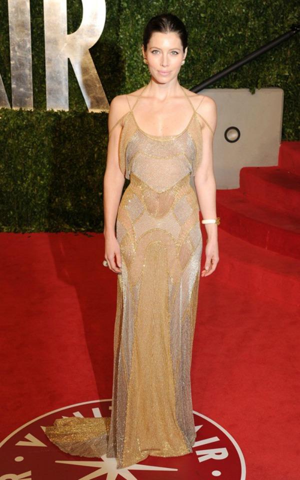 slika 91 10 haljina: Jessica Biel