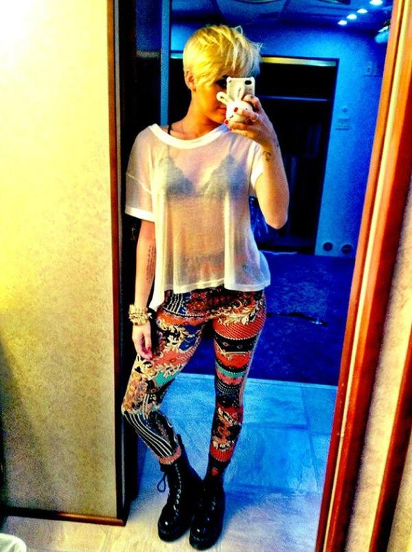 slika majli Fashion No No: Kad pop princezica počne da nosi martinke