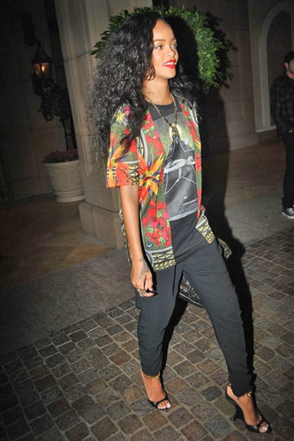 slika15 Stil dana: Rihanna