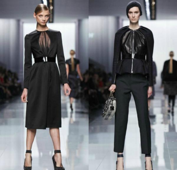 slika68 Jesen i zima na modnim pistama: Christian Dior