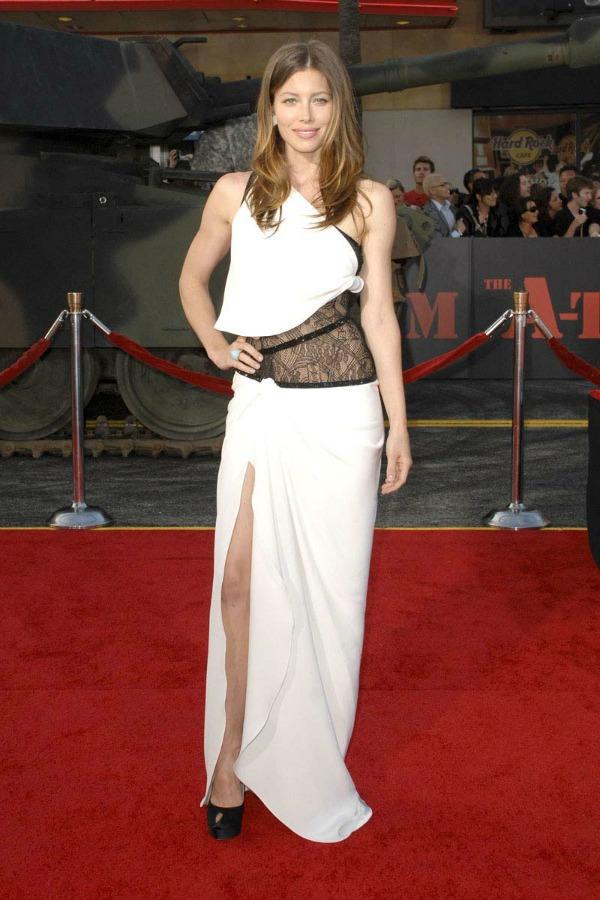 slika7 10 haljina: Jessica Biel