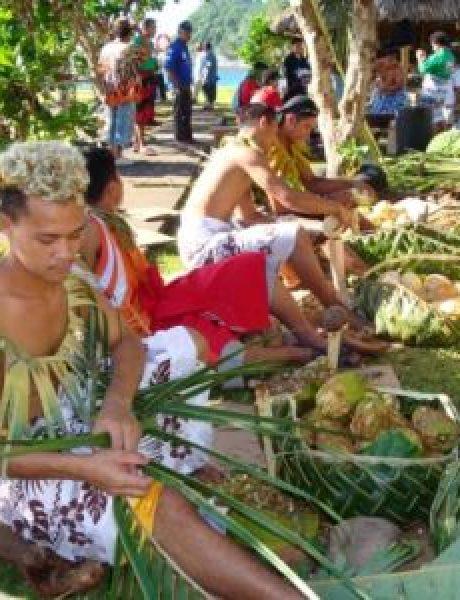 Klopajmo na ulici: Na samotnom ostrvu Samoa