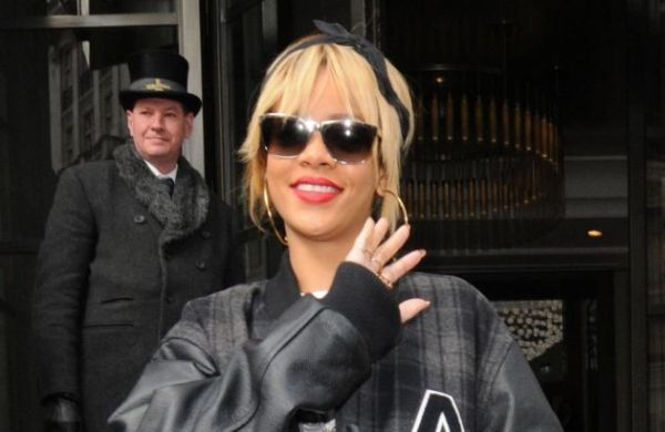 zabava Rihanna izbačena iz kluba