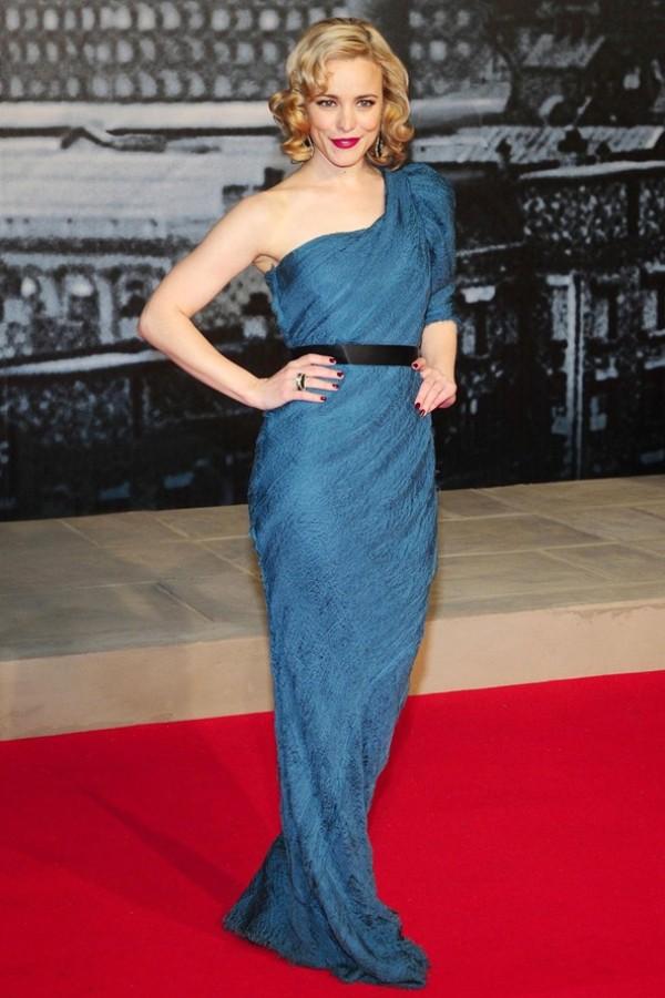 1. 10 haljina: Rachel McAdams