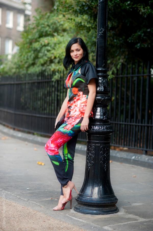 11.1 Street Style: Leigh Lezark