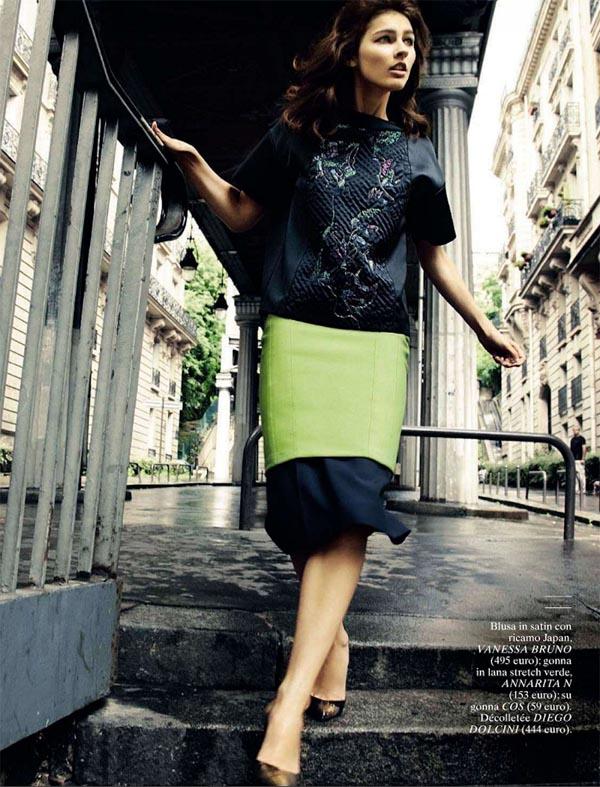"1211 ""Glamour Italia"": Dama u Parizu"