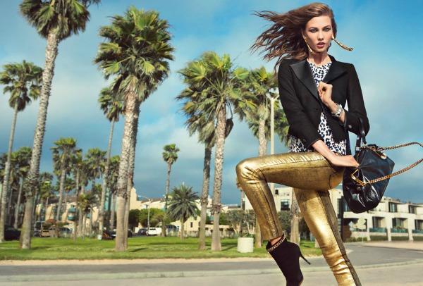 122 Juicy Couture: Karlie Kloss u pokretu