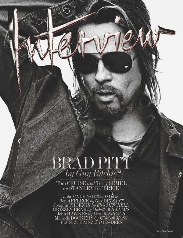 "127 ""Interview"": Brad Pitt ubica mekog srca"