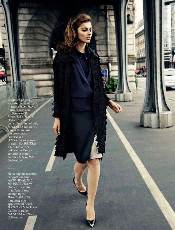 "1310 ""Glamour Italia"": Dama u Parizu"