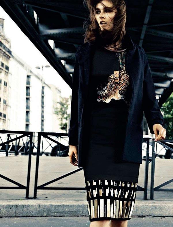 "1410 ""Glamour Italia"": Dama u Parizu"