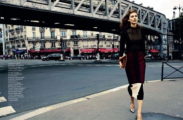 "151 ""Glamour Italia"": Dama u Parizu"