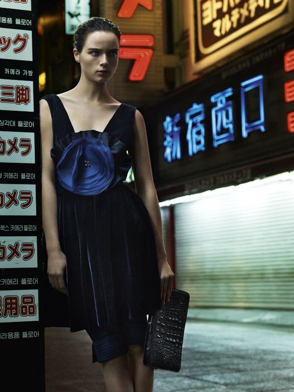 154 Emporio Armani: Tokio noću
