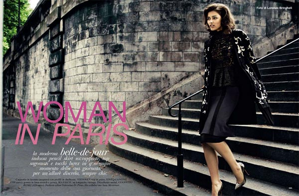 "171 ""Glamour Italia"": Dama u Parizu"