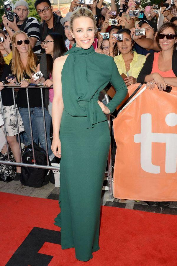 2. 10 haljina: Rachel McAdams