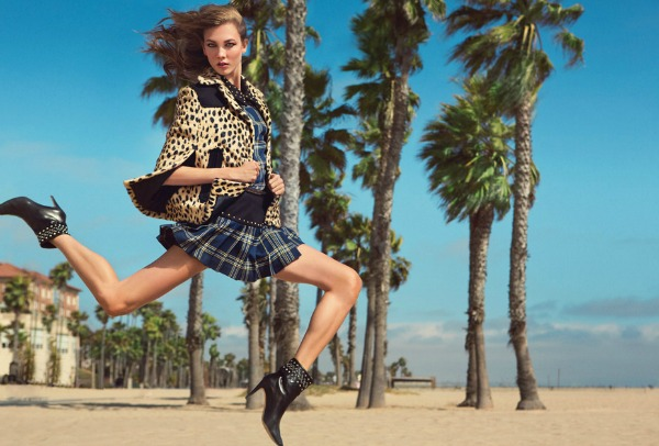 214 Juicy Couture: Karlie Kloss u pokretu