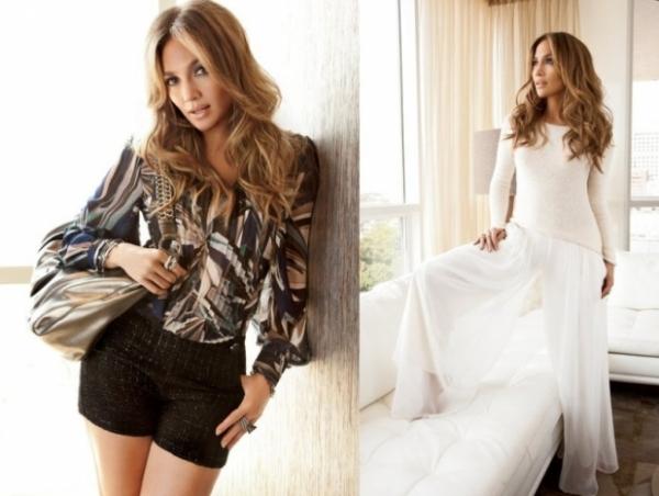 239 Saradnja Jennifer Lopez i brenda Kohl