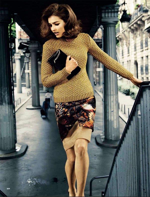 "261 ""Glamour Italia"": Dama u Parizu"