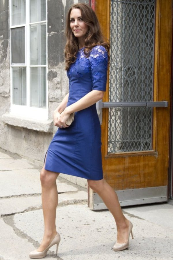 10 haljina: Kate Middleton
