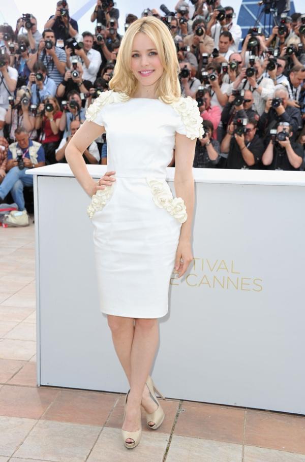 3. 10 haljina: Rachel McAdams