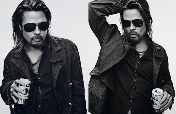 "315 ""Interview"": Brad Pitt ubica mekog srca"