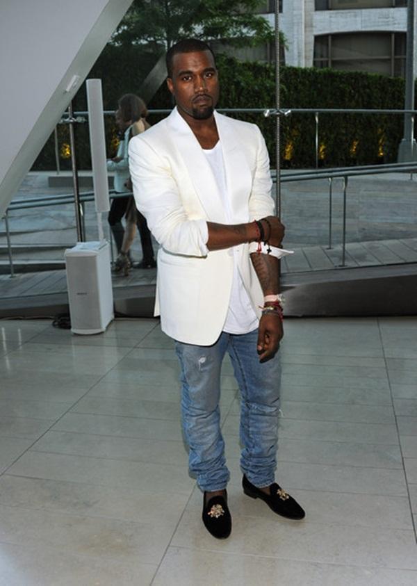 33 10 odevnih kombinacija: Kanye West