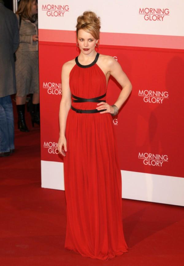4. 10 haljina: Rachel McAdams