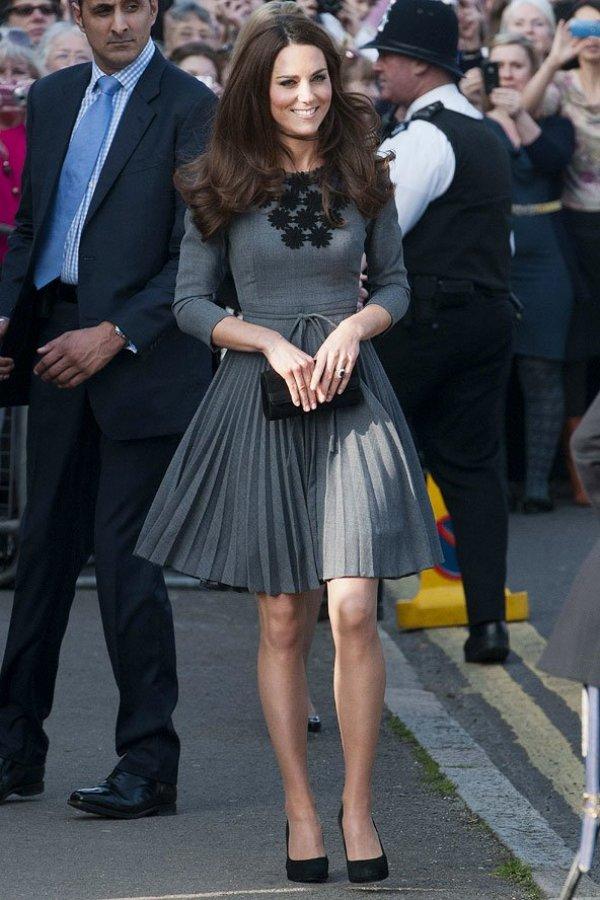 4.4 10 haljina: Kate Middleton