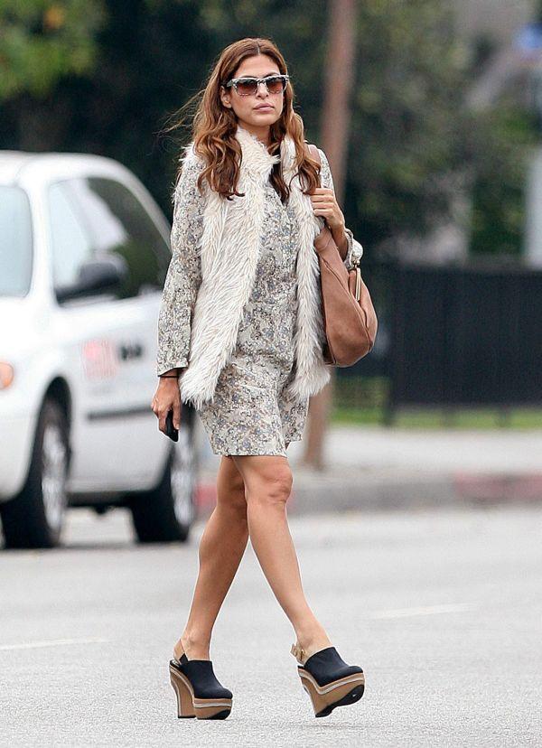 421 Street Style: Eva Mendes