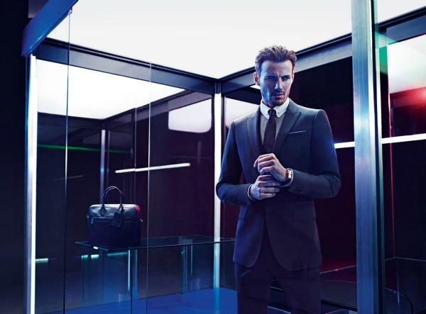 426 Boss Black: Poslovni stil za nju i njega