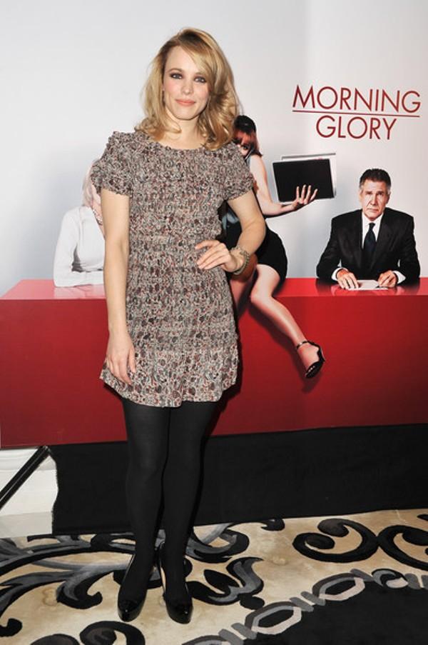 5. 10 haljina: Rachel McAdams