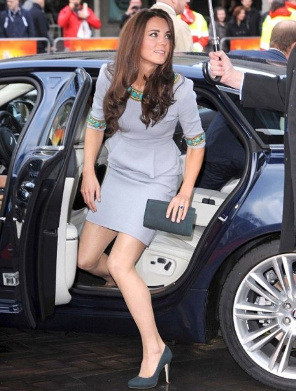 5.4 10 haljina: Kate Middleton