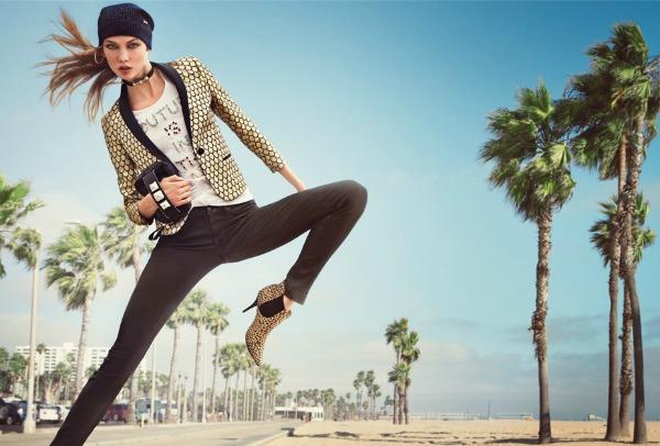 510 Juicy Couture: Karlie Kloss u pokretu