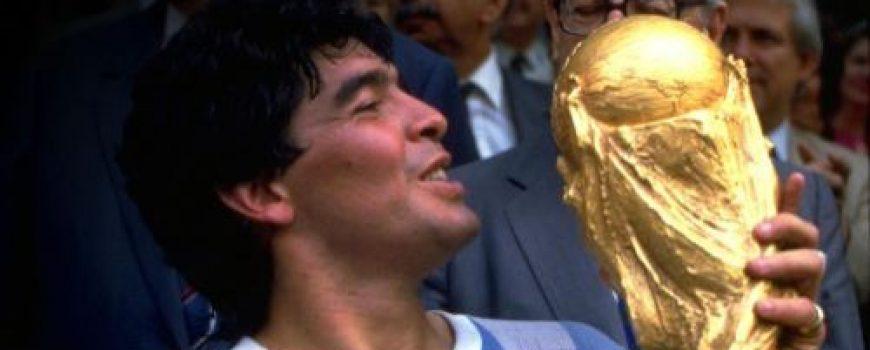 Srećan rođendan, Diego Maradona!