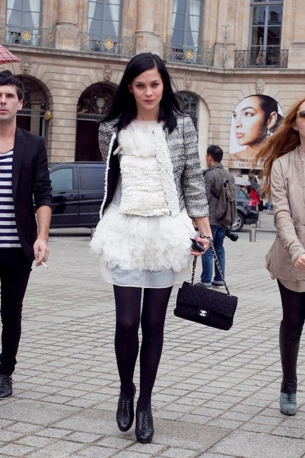 6.3 Street Style: Leigh Lezark