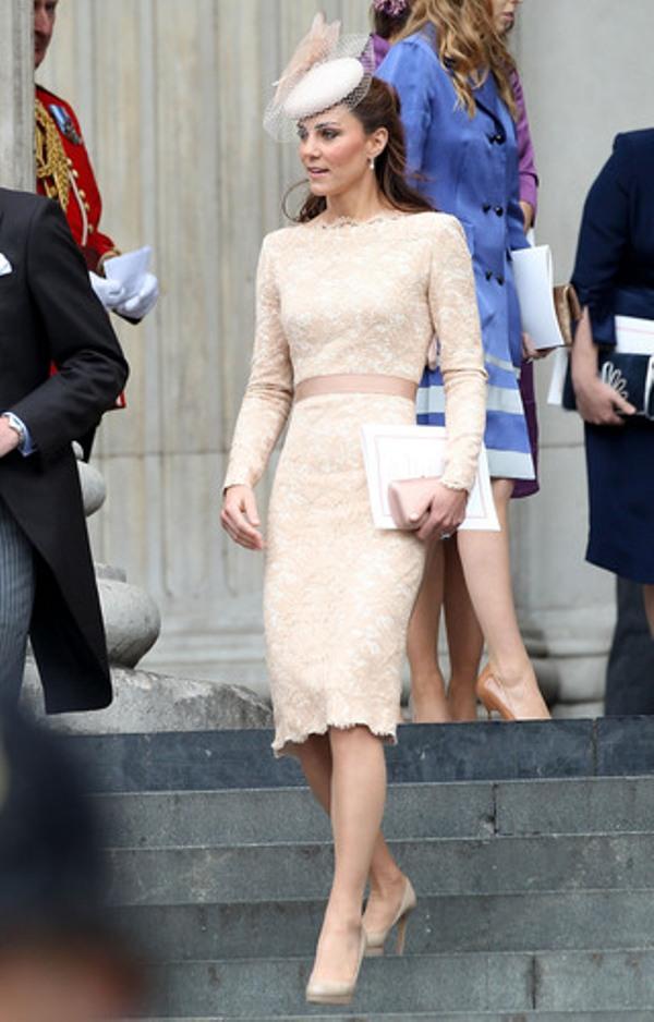 6.4 10 haljina: Kate Middleton