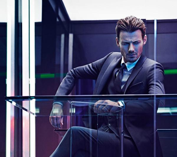 618 Boss Black: Poslovni stil za nju i njega