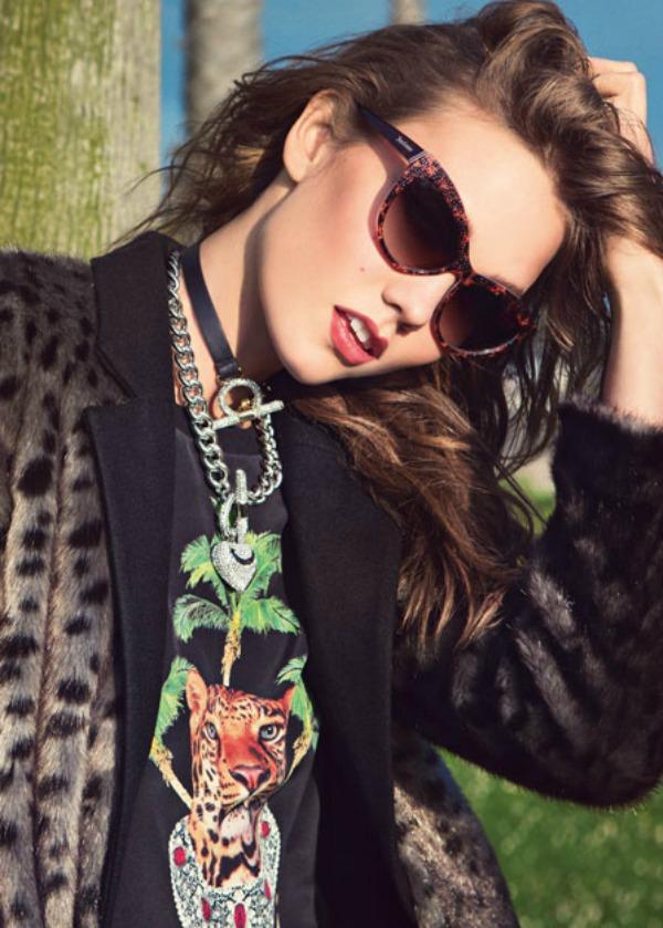 68 Juicy Couture: Karlie Kloss u pokretu