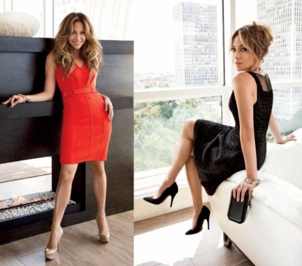 712 Saradnja Jennifer Lopez i brenda Kohl