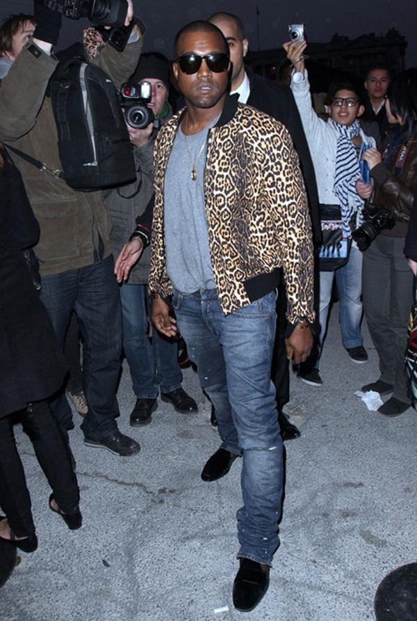 81 10 odevnih kombinacija: Kanye West
