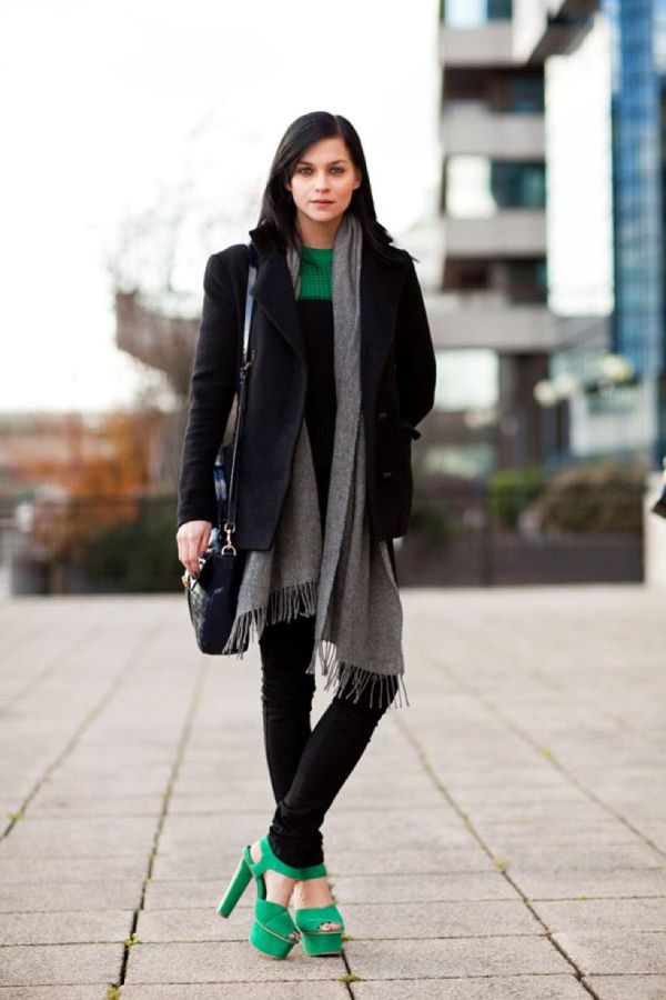 9.2 Street Style: Leigh Lezark