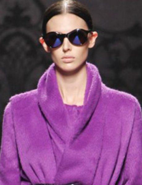 Jesen i zima na modnim pistama: Alberta Ferretti