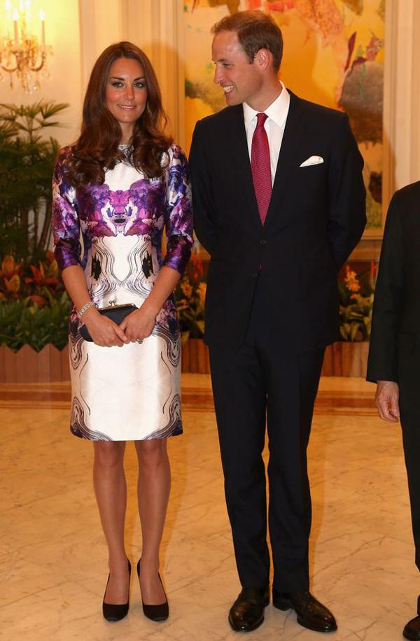 Catherine+Duchess+of+Cambridge+ 10 haljina: Kate Middleton