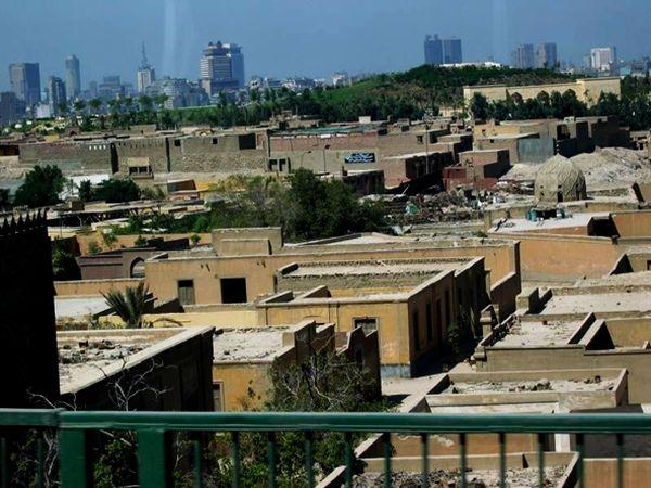 Grad Mrtvih Pet zagonetki Egipta