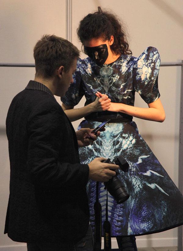 IMG 4494 copy 32. Belgrade Fashion Week: Backstage (1. deo)